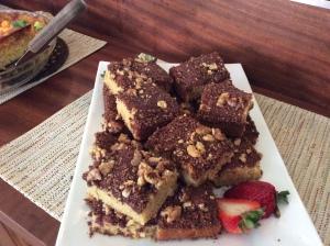 Ricotta Coffecake