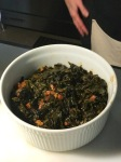 Collards & bacon